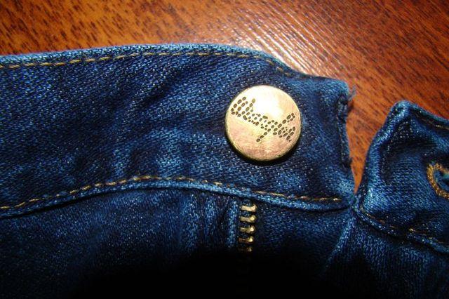 Как поменять джинсы в магазине крайней